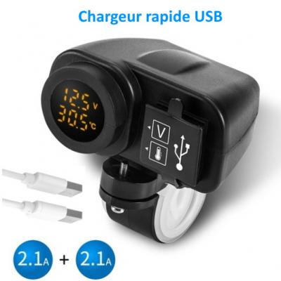 Chargeur Rapide USB