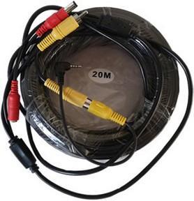 Cable filaire camera de recul lucampers 20 metre 1