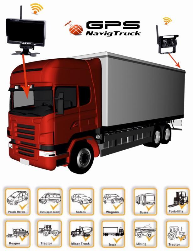 Camera truck 5 3