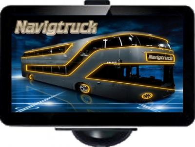 Pack Luxe NT4HD GPS Autocar