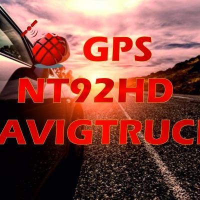 GPS NT92HD Spécial Poids-Lourd