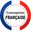 Logo conception francaise 100x100