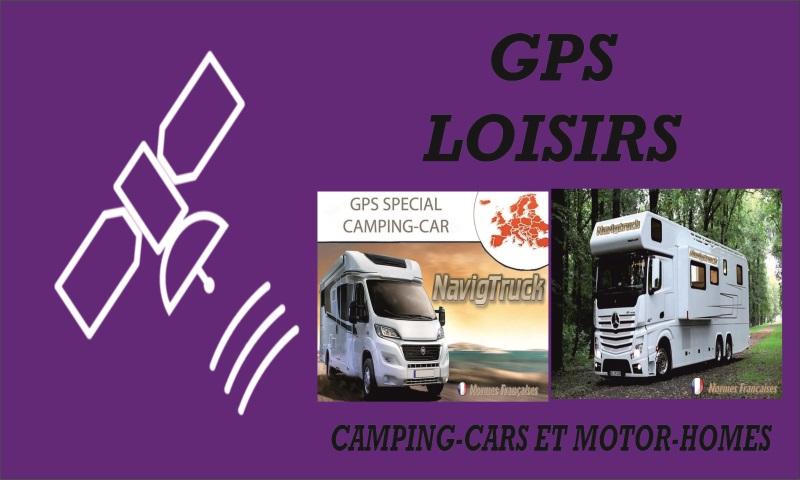 Logo gps loisir