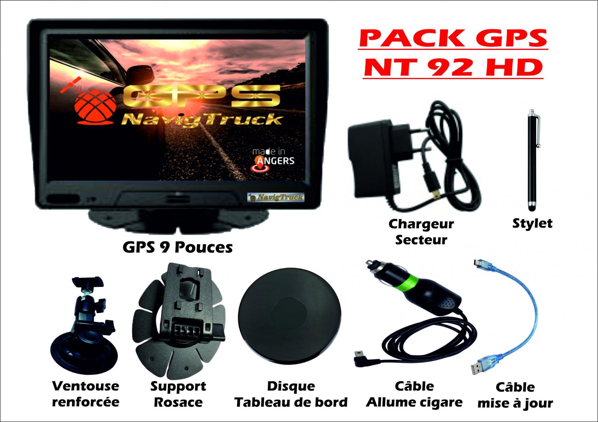 Pack nt92hd