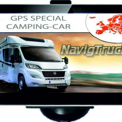 GPS Camping-car NT75HD
