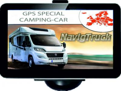 Pack Luxe NT4HD GPS Camping-car